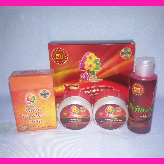 💞Ayesha's REJUVENATING SET with EXTRA STRENGTH
