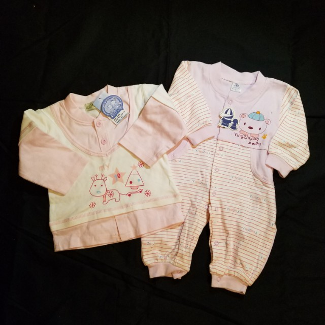 Baby clothes x2
