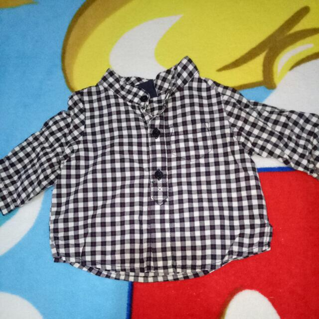 Baby Gap Polo (0-3) months