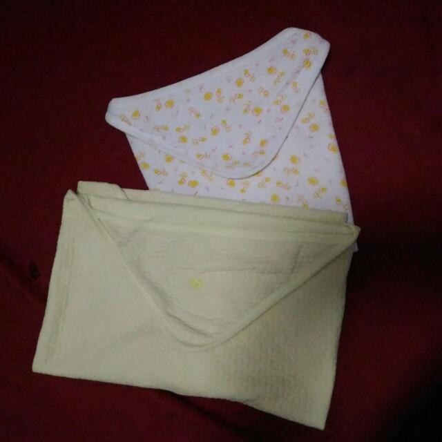 Baby wraps / blanket set