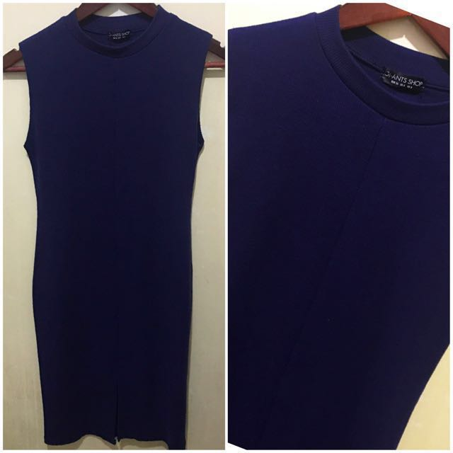 Basic Straight Dress from Giant Shop