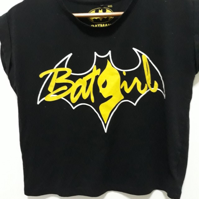 Batman croptop