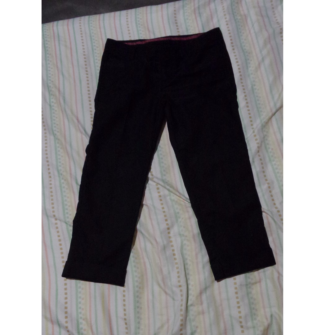Bench Cropped Pants