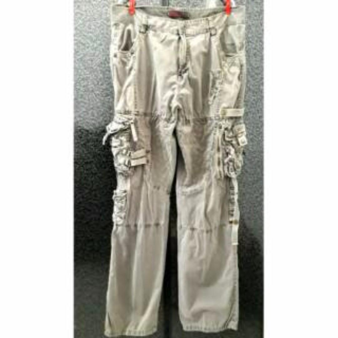 Big Size Celana Panjang Cowok Pria Cargo Blackhawk Tactical Lapangan Pants Jumbo Besar Kargo, Men's Fashion, Men's Clothes on Carousell