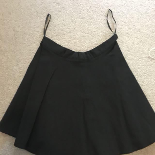 Black mini skit