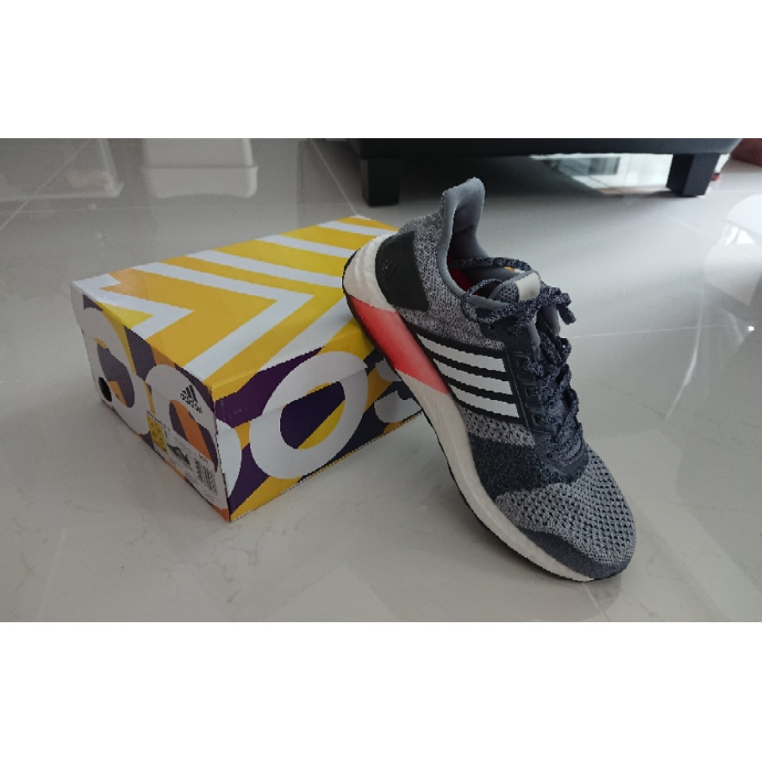 1ad0258edc8 Limited Time Sale - BNIB Adidas UltraBoost ST M Authentic Original ...