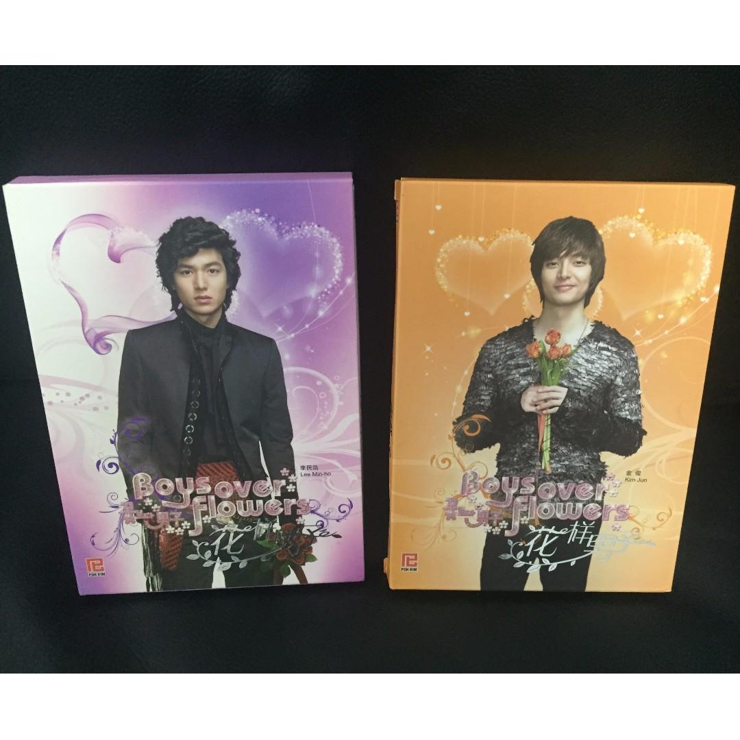 Boys Over Flowers Vol1-2 Korean TV Drama (DVD Box Set) (Original)