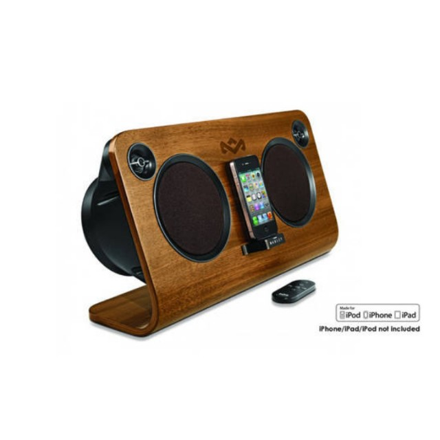 Brand new Marley Get Up Stand Up Audio System