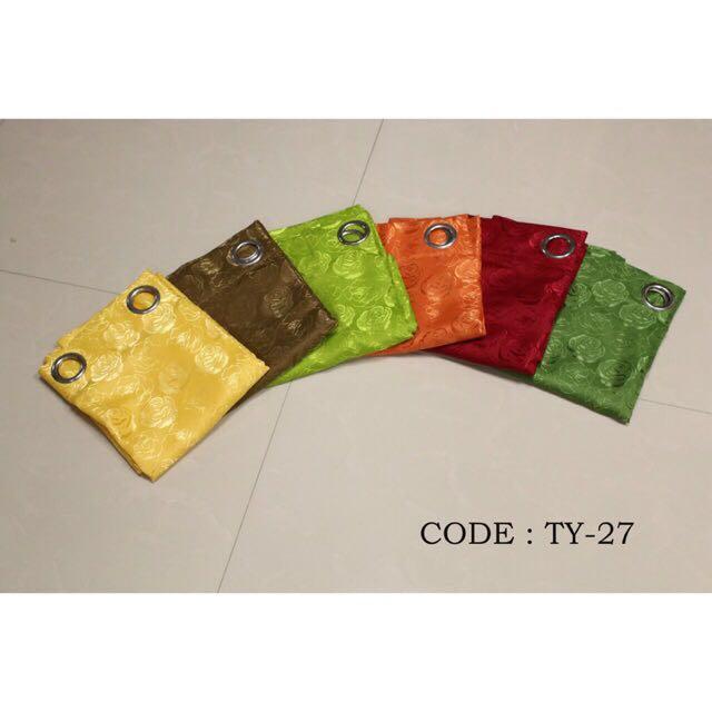 Brocade Curtain TY-27