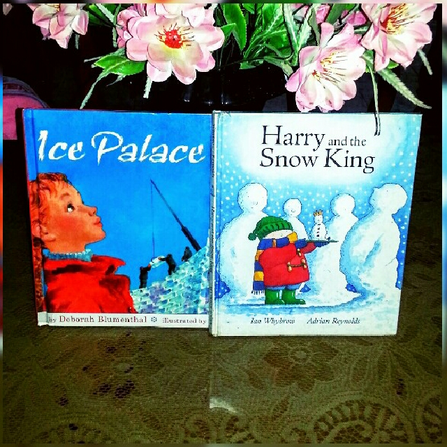 [Bundle] Ice Palace/Harry and the Snow King