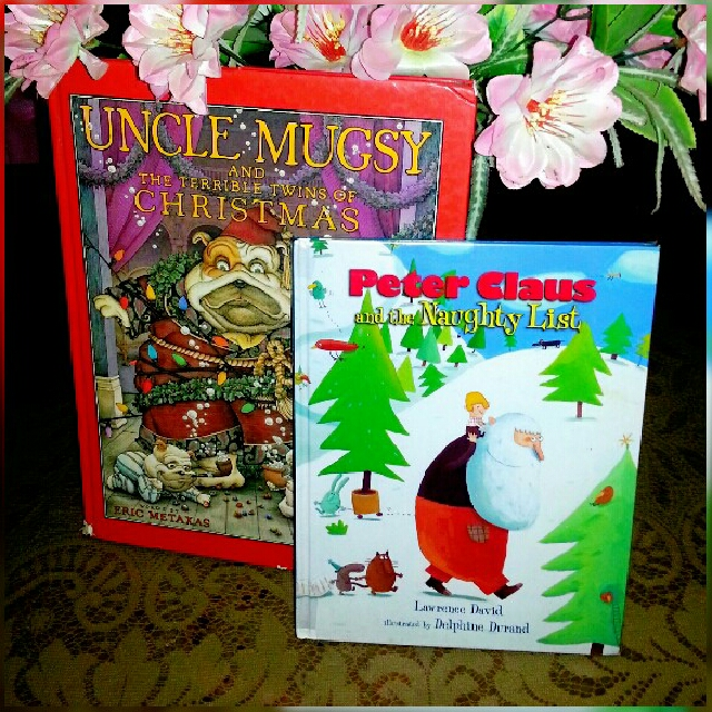 [Bundle] Uncle Mugsy and The Terrible Twins of Christmas (Big Book)/Peter Claus and The Naughty List