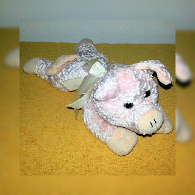 Calplush Little Pink Piggy Stuff Toy