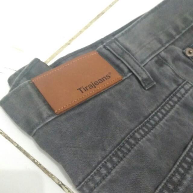 Celana cino tira jeans