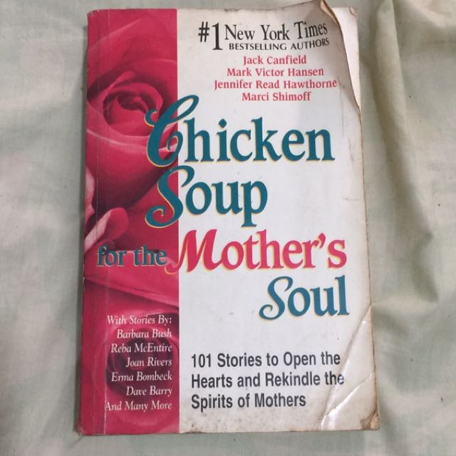 CHICKEN SOUP FOR MOTHER SOUL
