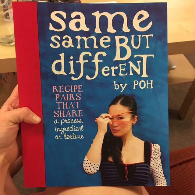 Cookbook By Poh