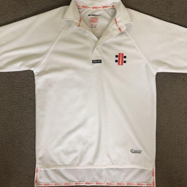 Cricket Gray Nicolls Active Shirt