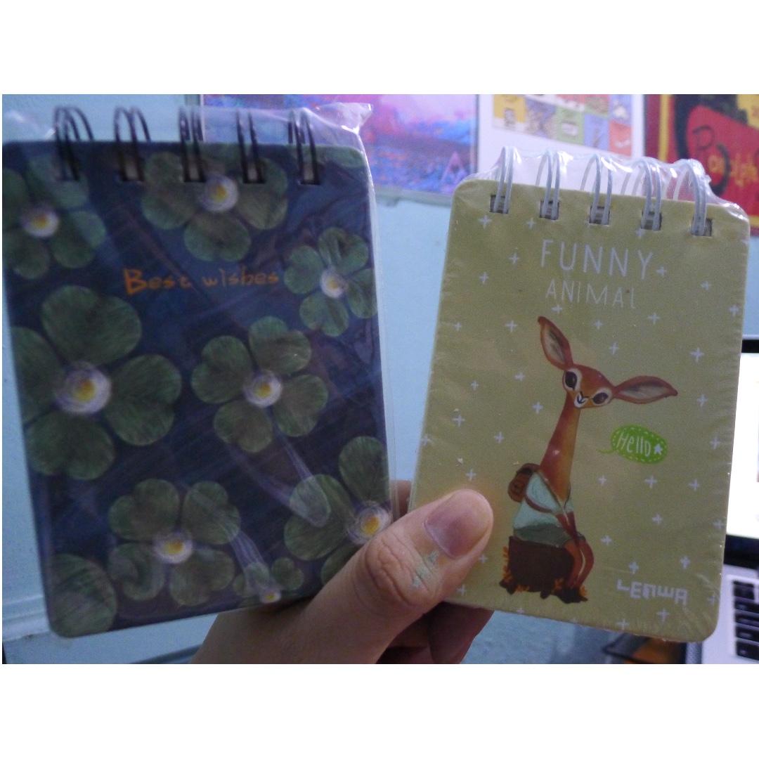 Cute Notepads