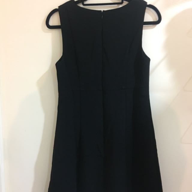 DOTTI - LOOSE FITTED DRESS
