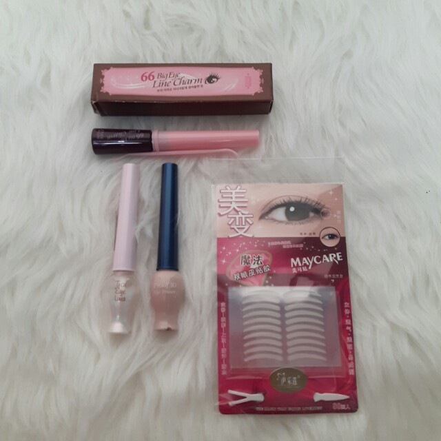 Eye make up set 4pcs