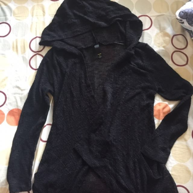 FACTORIE hooded cardigan