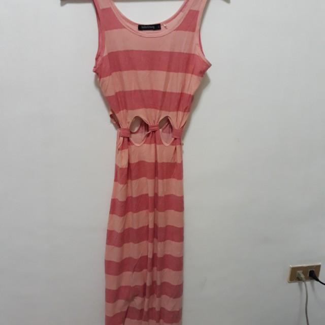 F&H cutout dress