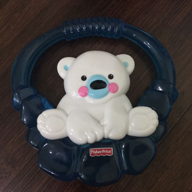 Fisher price cold teether