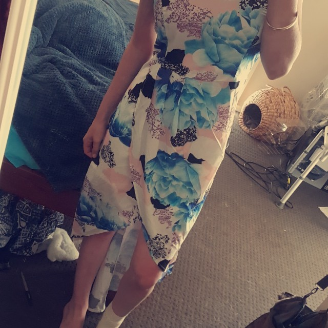 Floral Dress short/long