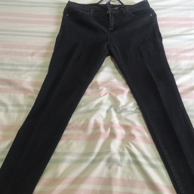 Forever 21 slim fit jeans