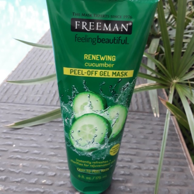Freeman Cucumber Mask