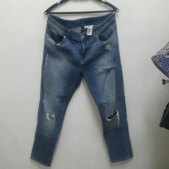 Girlfriend / Boyfriend Jeans