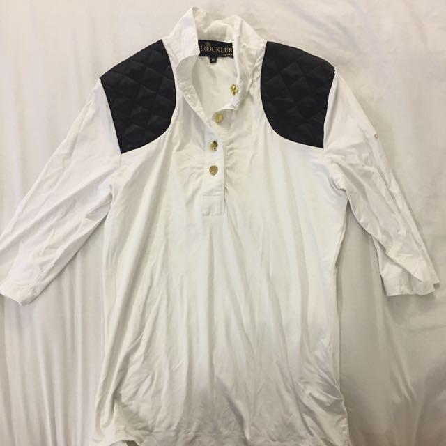 Gloockler by HKM Horse Riding shirt