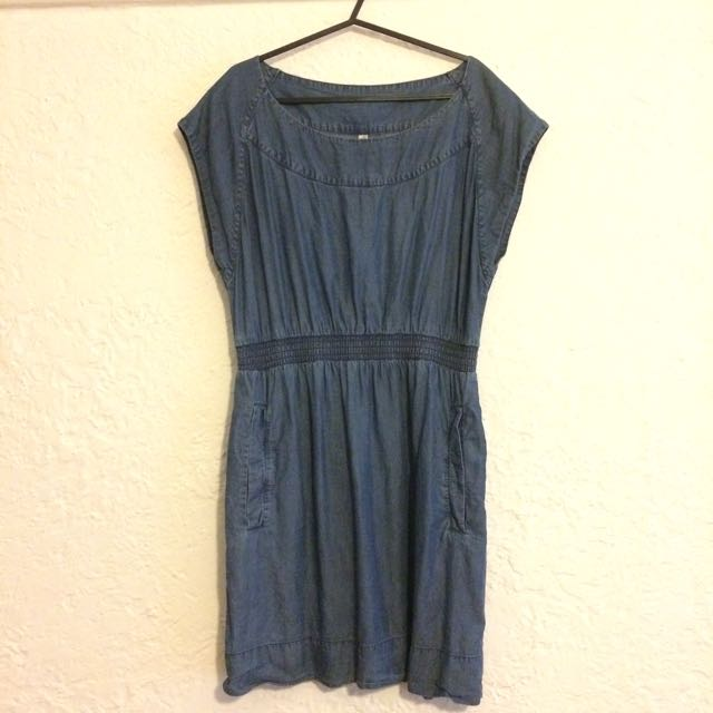 Gorman Organic Denim Dress
