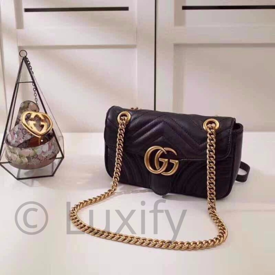 cc9f2497b74 Carousell의 GUCCI SALE 60% OFF STOCK CLEARANCE, Women's Fashion, Bags &  Wallets