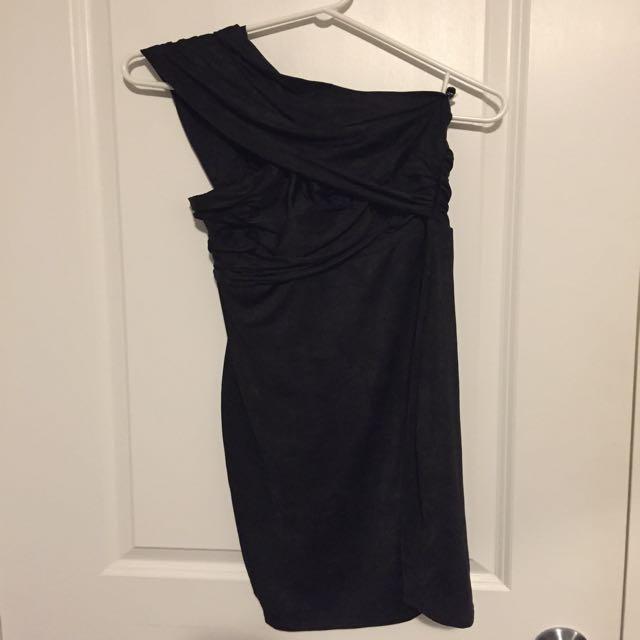 Guess one shoulder dress