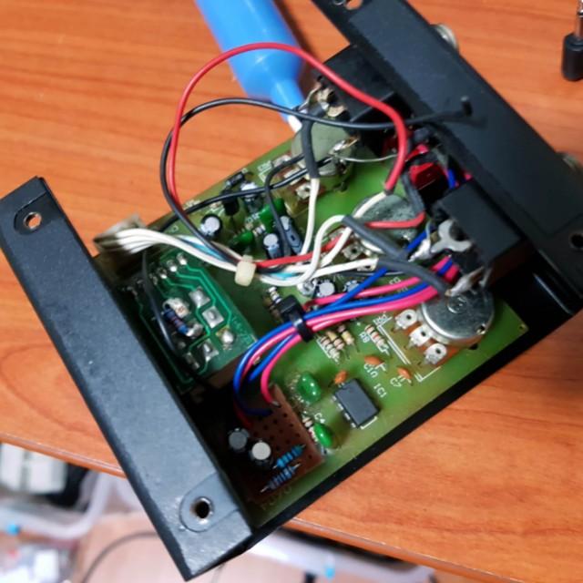 Guitar electronics wiring/repair/pedal mods