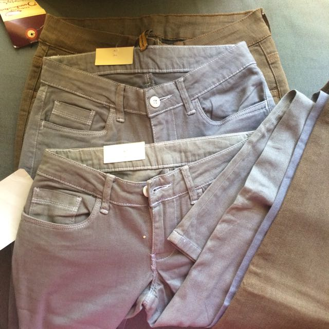 HER BENCH JEANS SIZE 25