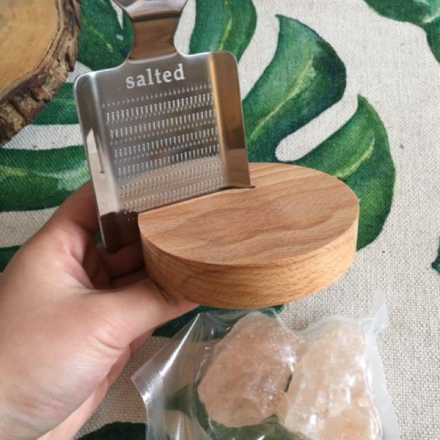 Himalayan salt kit
