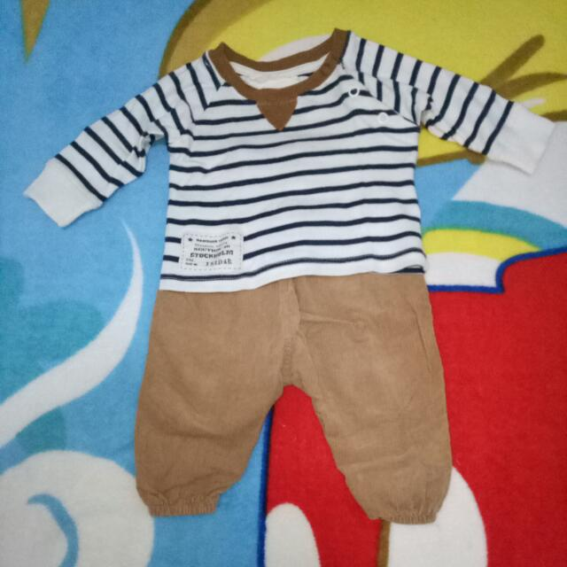 H&M Baby OOTD (0-3) months