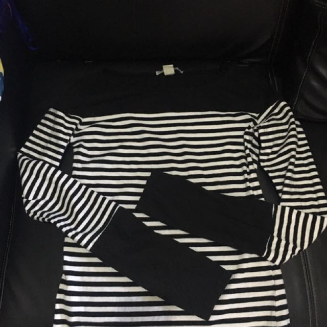 H&M stripes longsleeves
