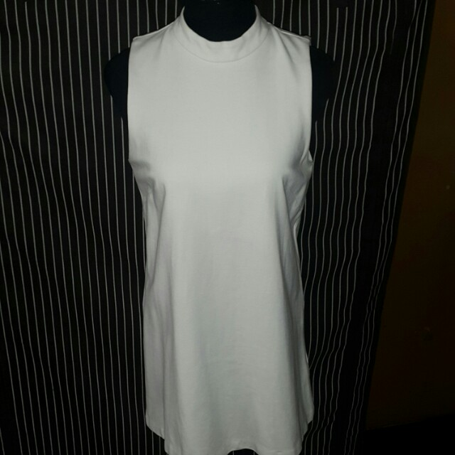 H&M trapeze dress