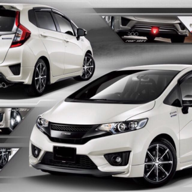 Honda Jazz Bodykit Abs Car Accessories On Carousell