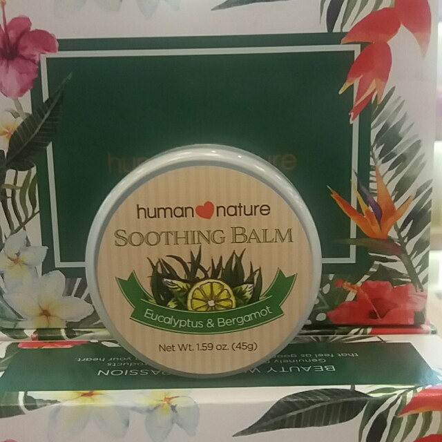 Human Nature Soothing Balm (45g)
