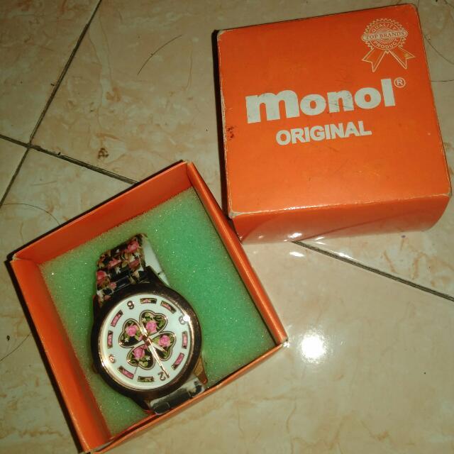 Jam Tangan Monol Original