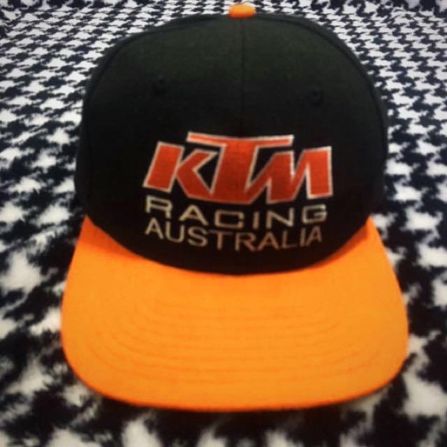 KTM 賽車棒球帽
