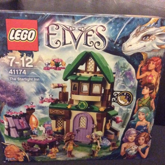 Lego Elves- The Starlight Inn