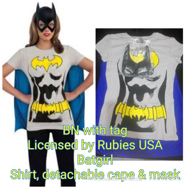 Licensed Batgirl by Rubies USA Costume set