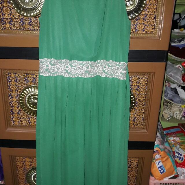 longdress hijau
