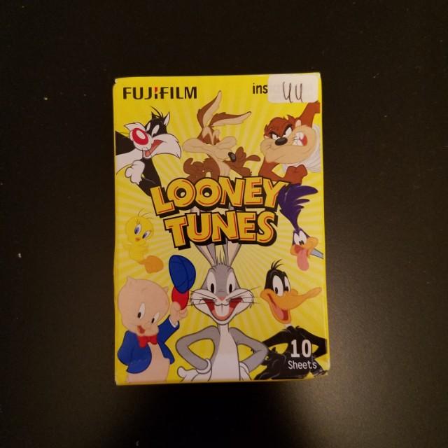 Looney Toons Polaroid Film (10 slides)
