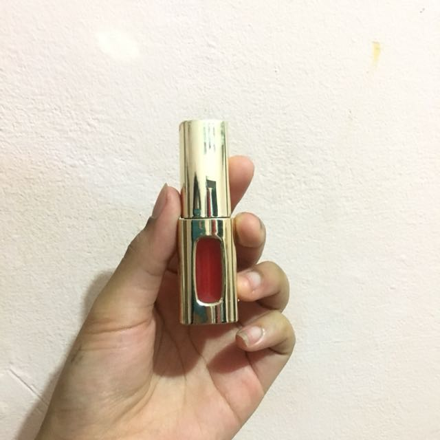 Loreal shade Red