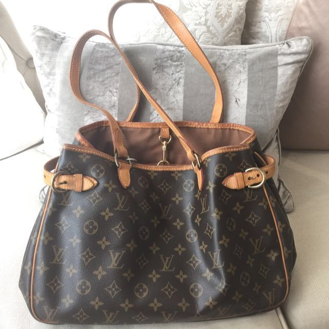 5866a9cb0ada Louis Vuitton Monogram Batignolles Horizontal, Luxury on Carousell